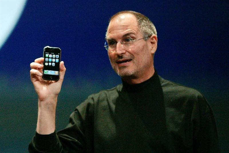 Apple's iPhone turns 10