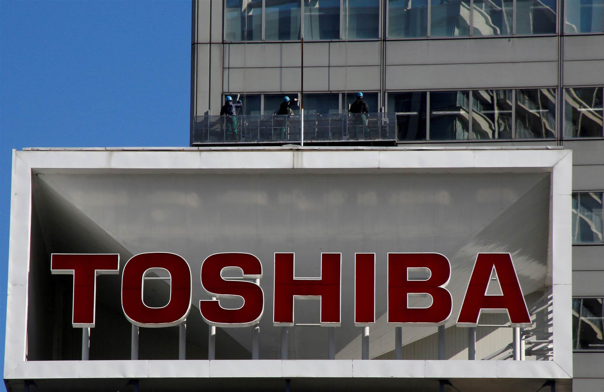Western Digital injunction into Toshiba in chip sale postponed, shares jump