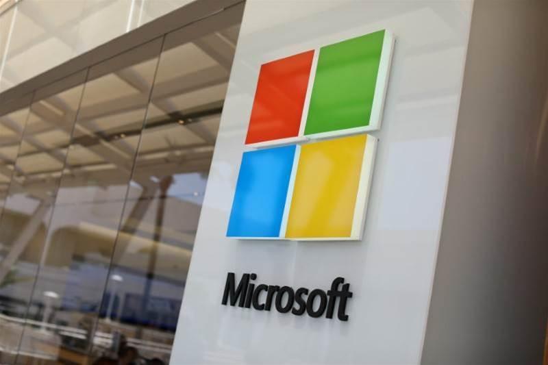 Microsoft quarterly profits more than double