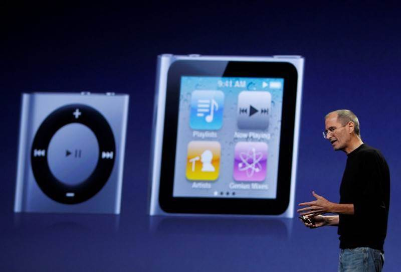 Apple discontinues two iPod models
