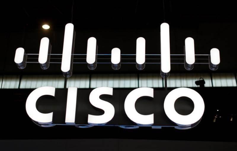 Cisco's revenue falls for seventh quarter in a row