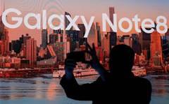Samsung reveals Galaxy Note 8