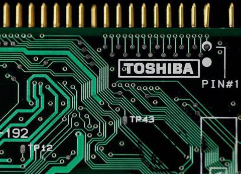 Toshiba gets revised $27 billion bid for chip unit: report