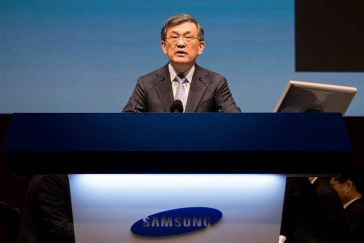 Samsung Electronics CEO Kwon announces shock resignation as profits surge