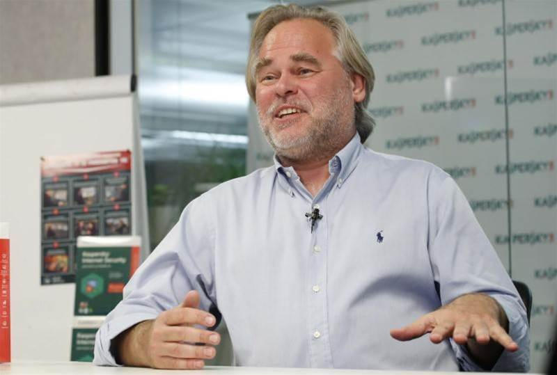 Russia link claims have damaged Kaspersky's US sales
