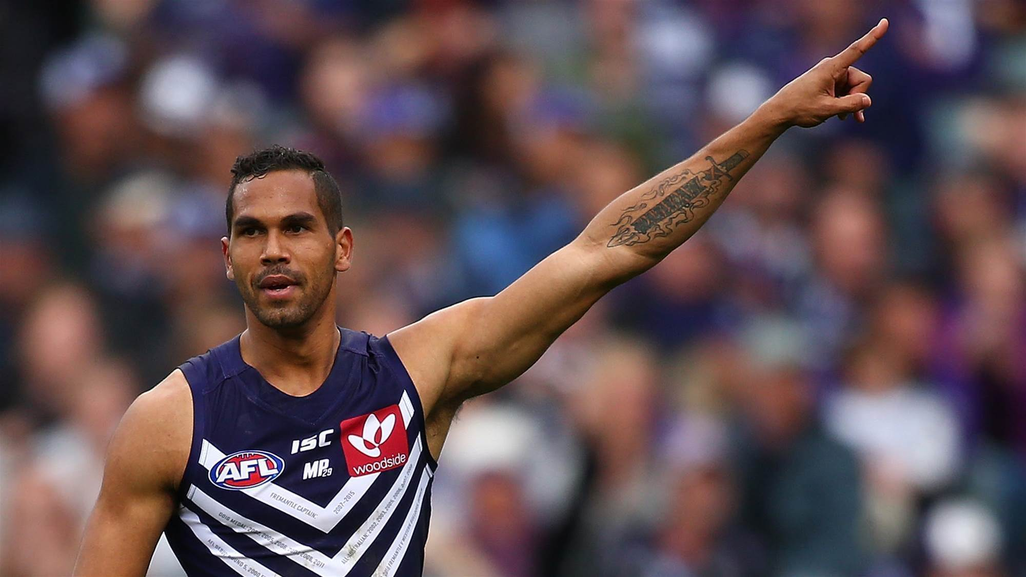 AFL star pleads not guilty to stabbing