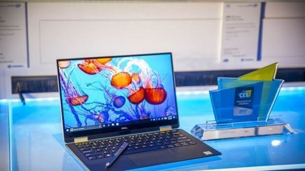 Hands-on with Dell's ultra-slim 13in hybrid laptop