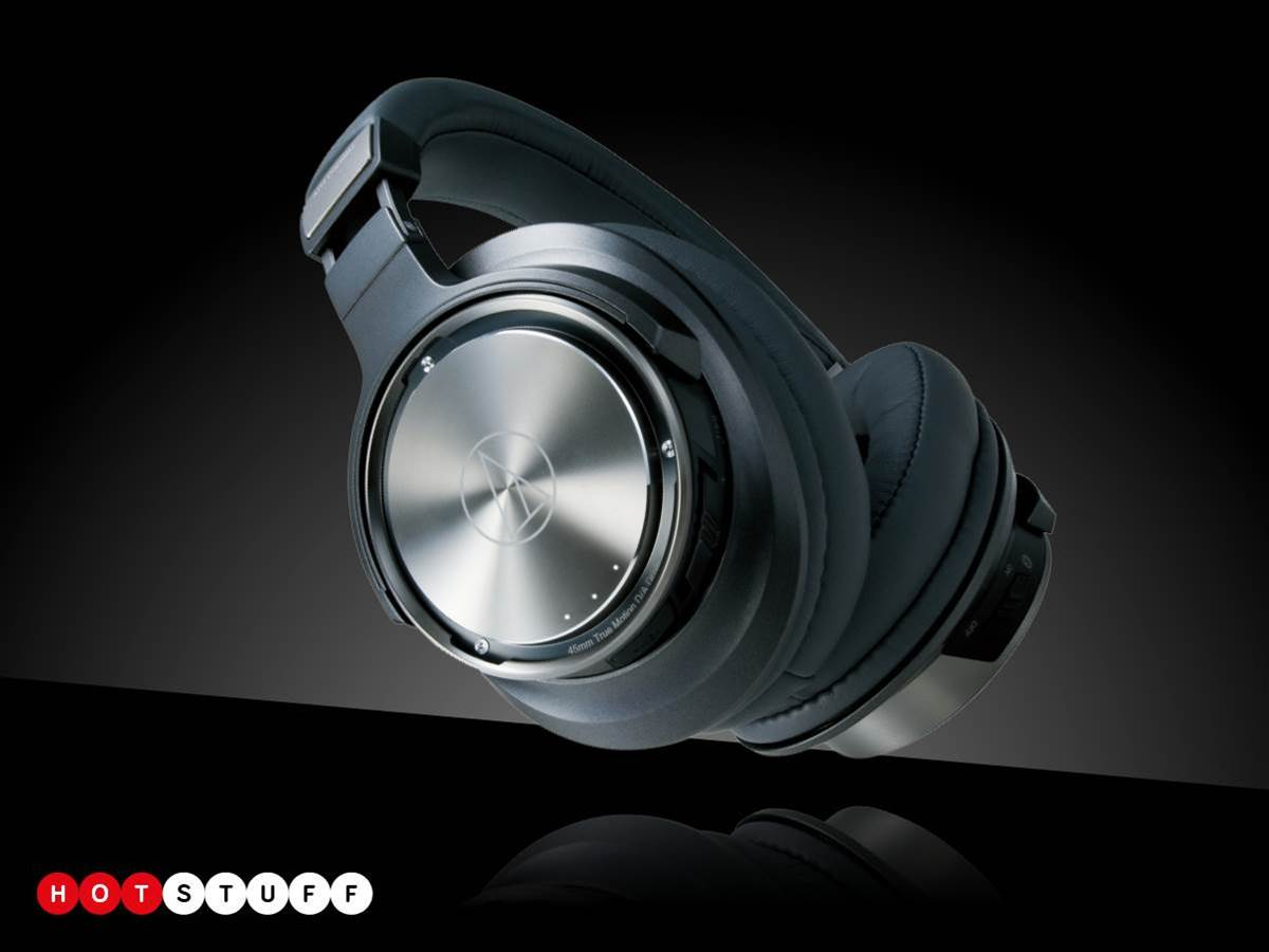 AT's new headphones deliver entirely digital signals for fuzz-free wireless sound