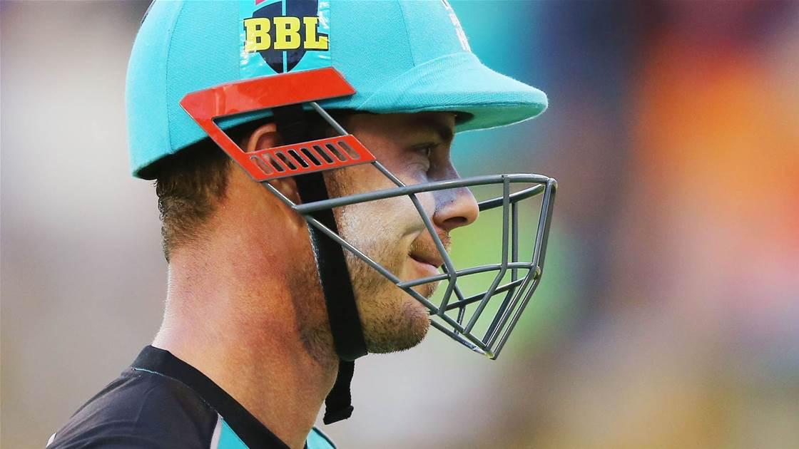 Lynn named for ODI debut against Pakistan