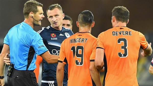 Coaches roast ref after AAMI Park thriller