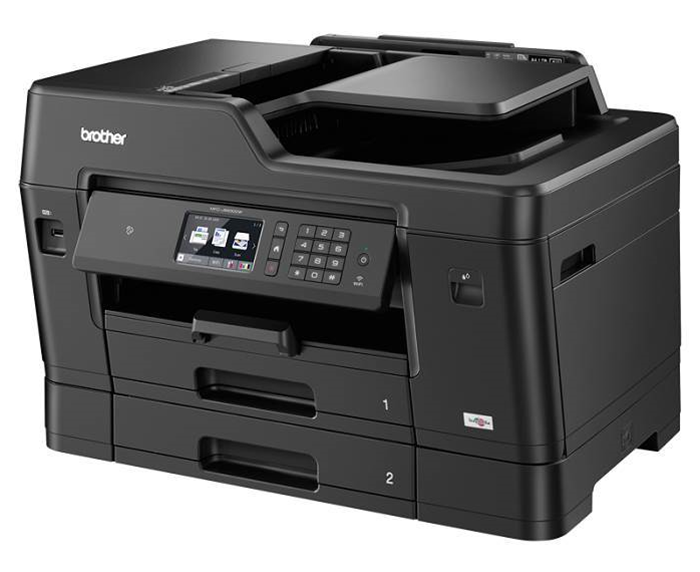 Seven new business all-in-one printers coming from Brother