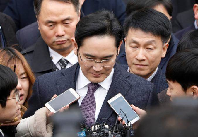 Samsung chief avoids arrest