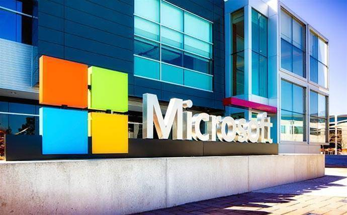 Demand for Microsoft cloud services soars