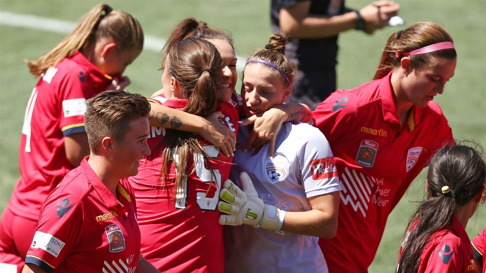 Canberra clinch premiership after Reds rout Sydney