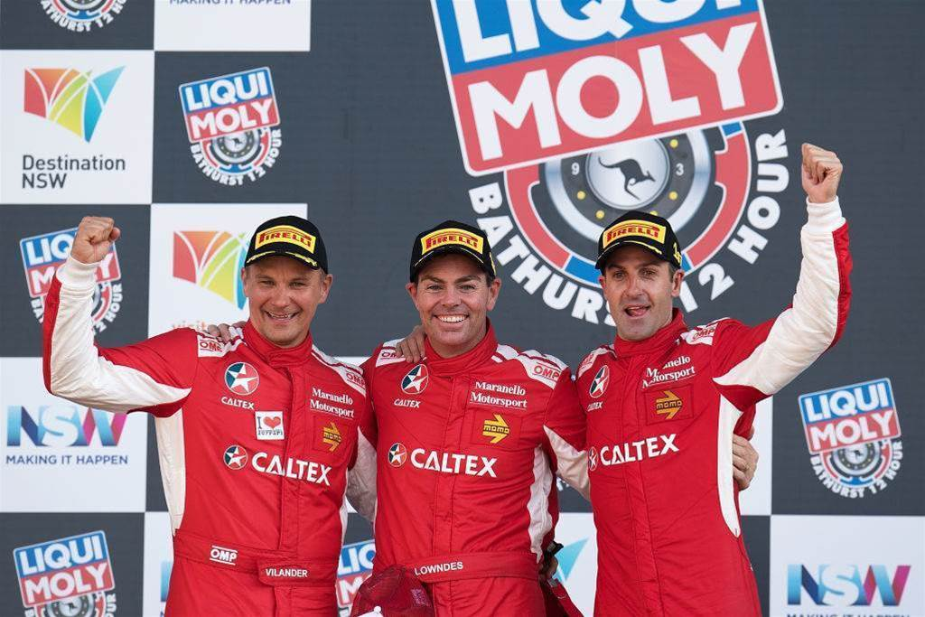 Ferrari triumphs in controversial Bathurst 12 Hour