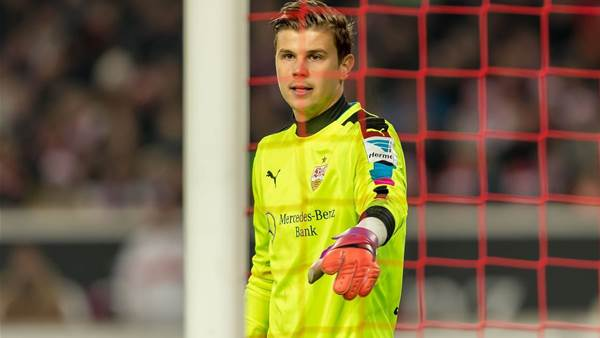 Langerak's Stuttgart return to top