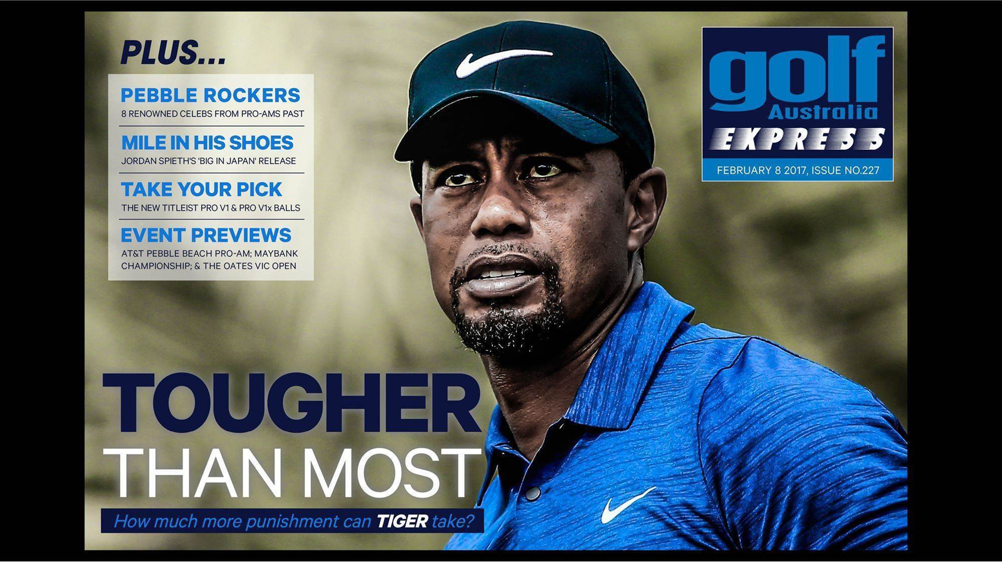 GA Express #227: Tiger's toughest battle lies ahead