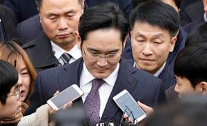 South Korean prosecution goes after Samsung chief again