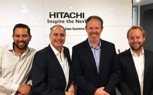 Hitachi Data Systems Australia bolsters channel team with four new appointments