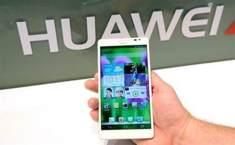 Huawei closes in on Apple and Samsung in market share