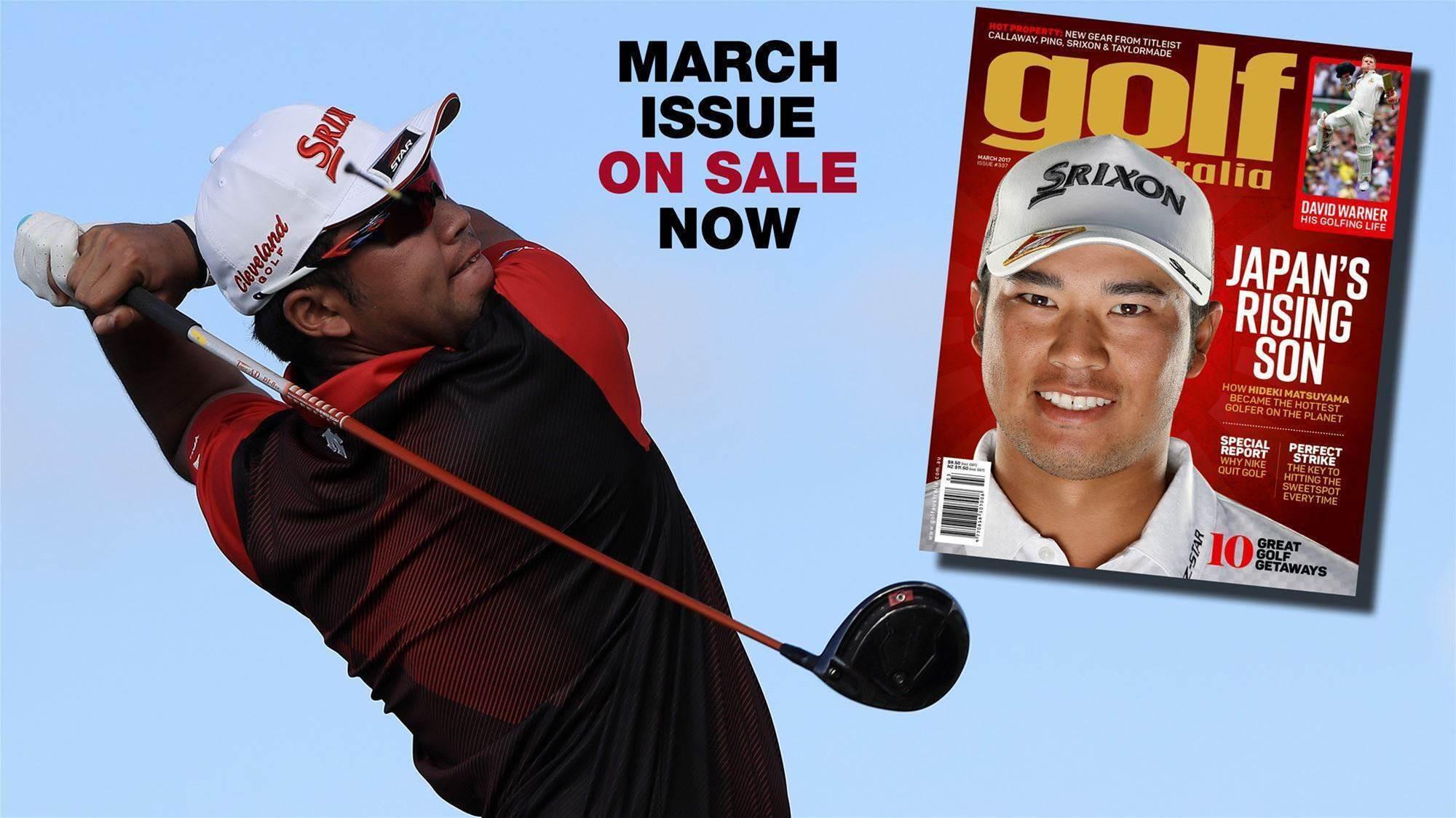 Inside: Golf Australia March 2017