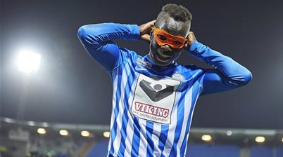 Mabil on fire for Esbjerg