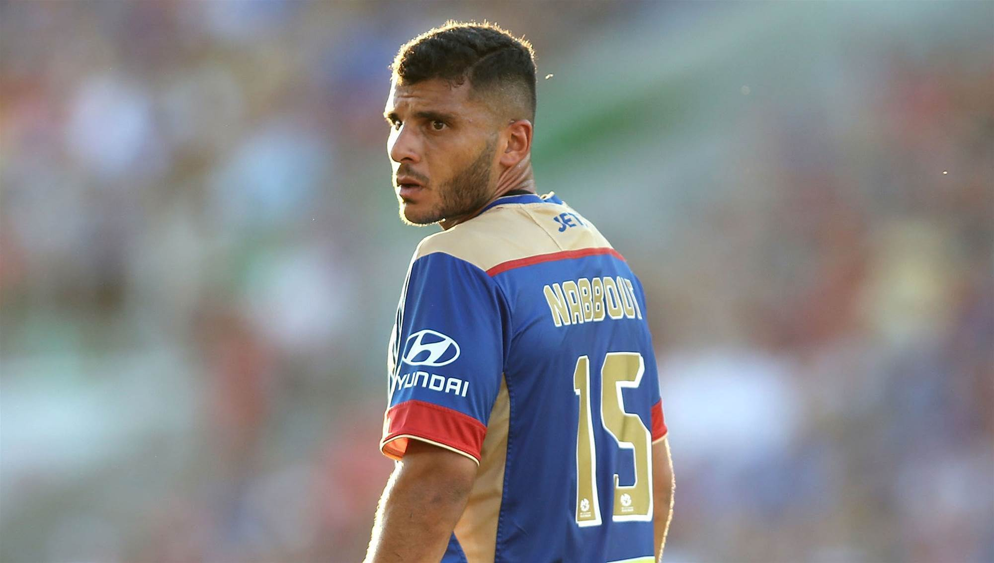 Nabbout: Jets firing up for F3 Derby