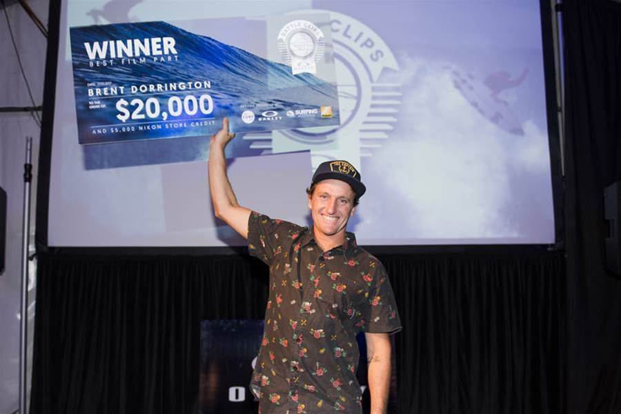 Brent Dorrington Wins Oakley Battle Clips Competition