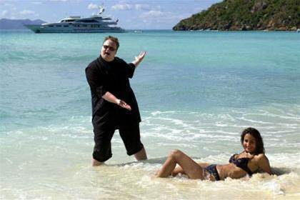 Kim Dotcom faces US extradition