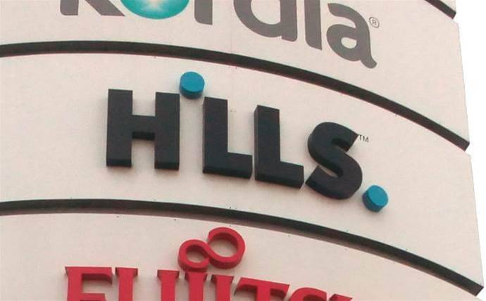 "Hills is now ""solely"" a value-added tech distributor"