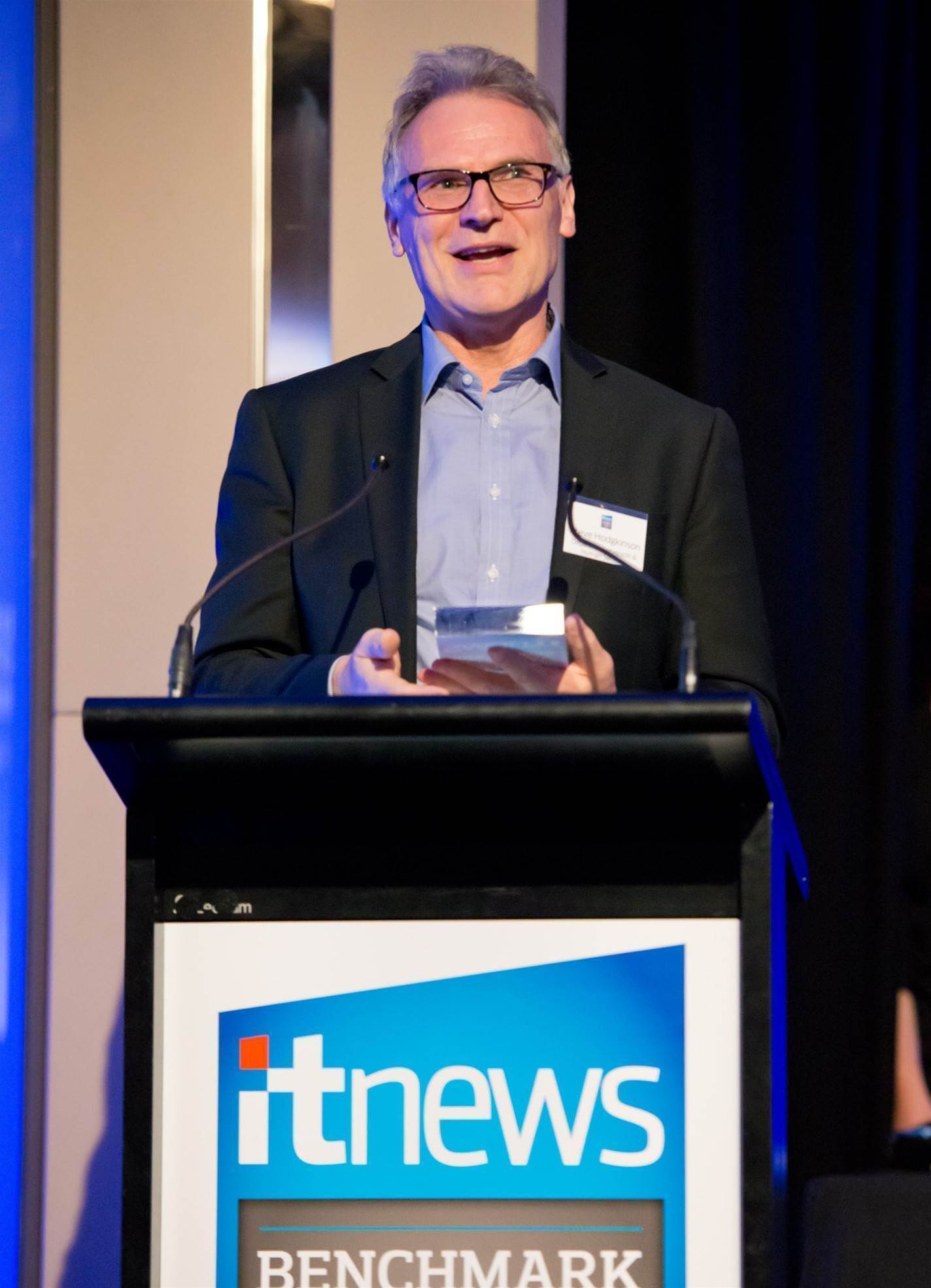 Vic's human services IT boss wins State Govt CIO of the year