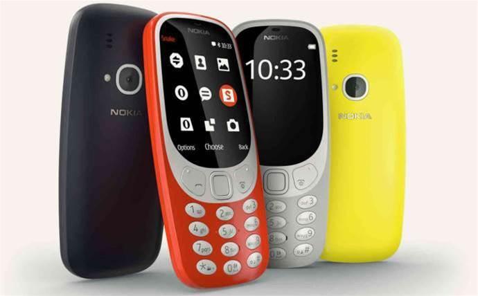 Nokia relaunches 3310