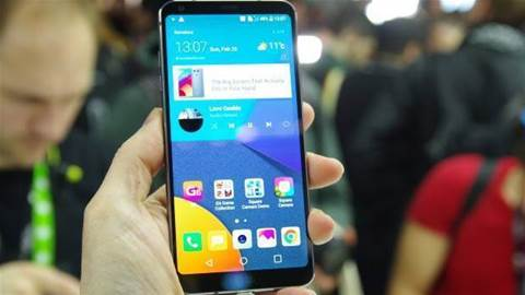 Hands-on with the LG G6: a 'tall-screen' smartphone