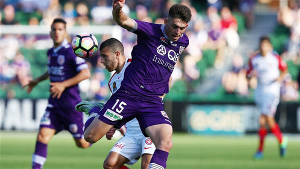 Wilson stays put in Perth