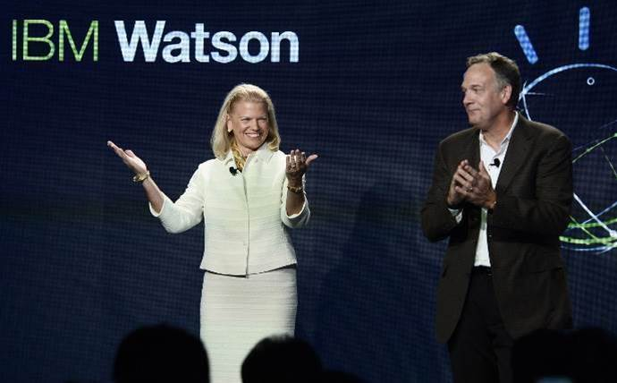 Salesforce's Einstein and IBM's Watson join forces for sales and marketing insights