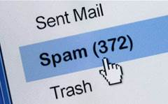 Spammers 'leak database of 1.4 billion users'