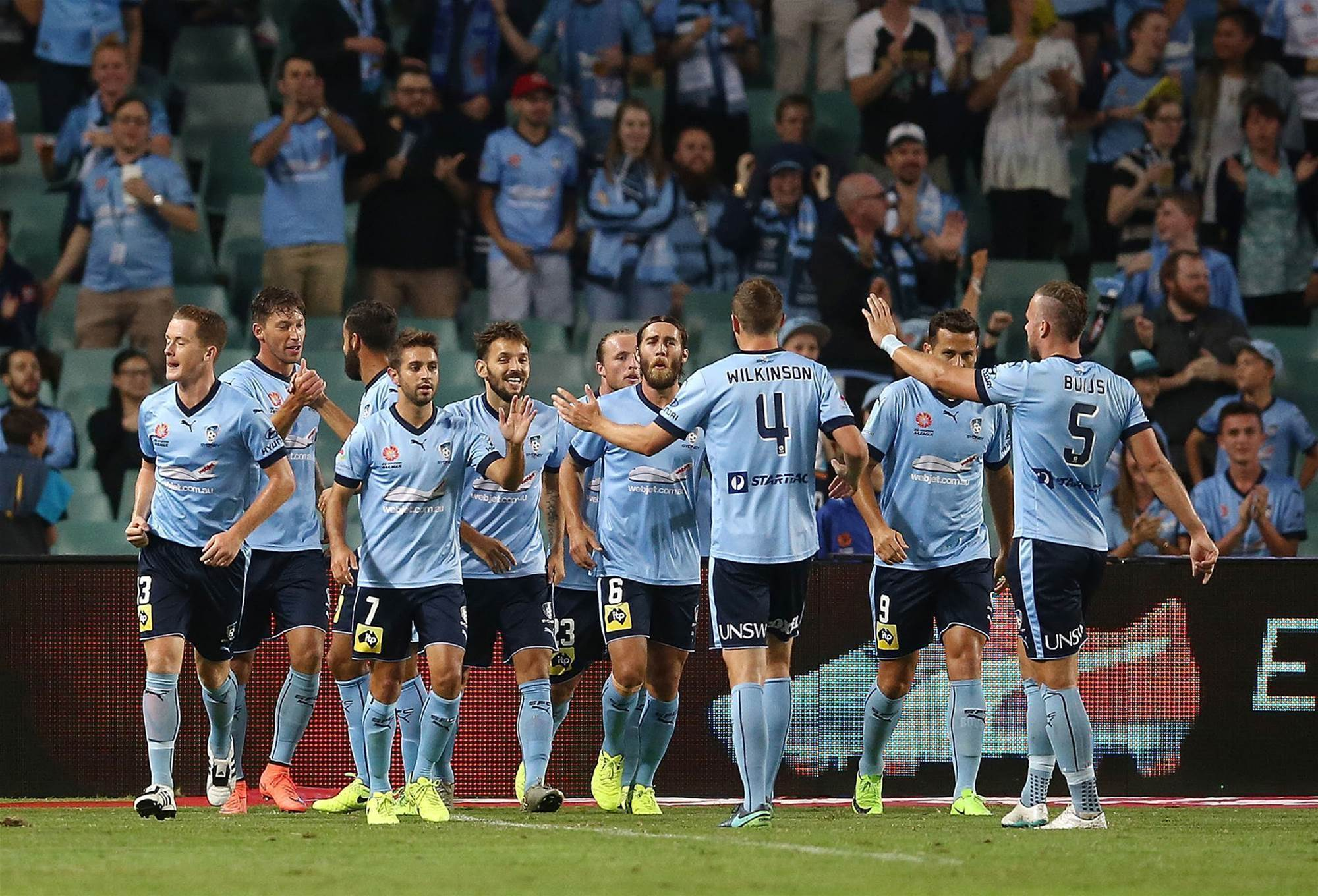 Sydney FC wait for Glory