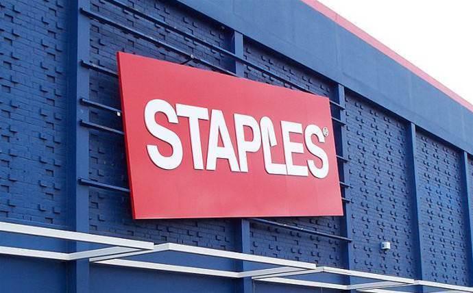 Staples sells off Australian business