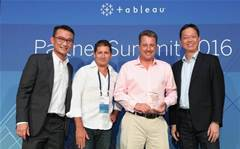 RXP Services, Key Data Consulting named Tableau's top partners
