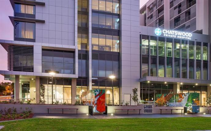 Sydney's Quorum Systems installs Fortinet and Spectralink at Chatswood Private Hospital with the help of Wavelink