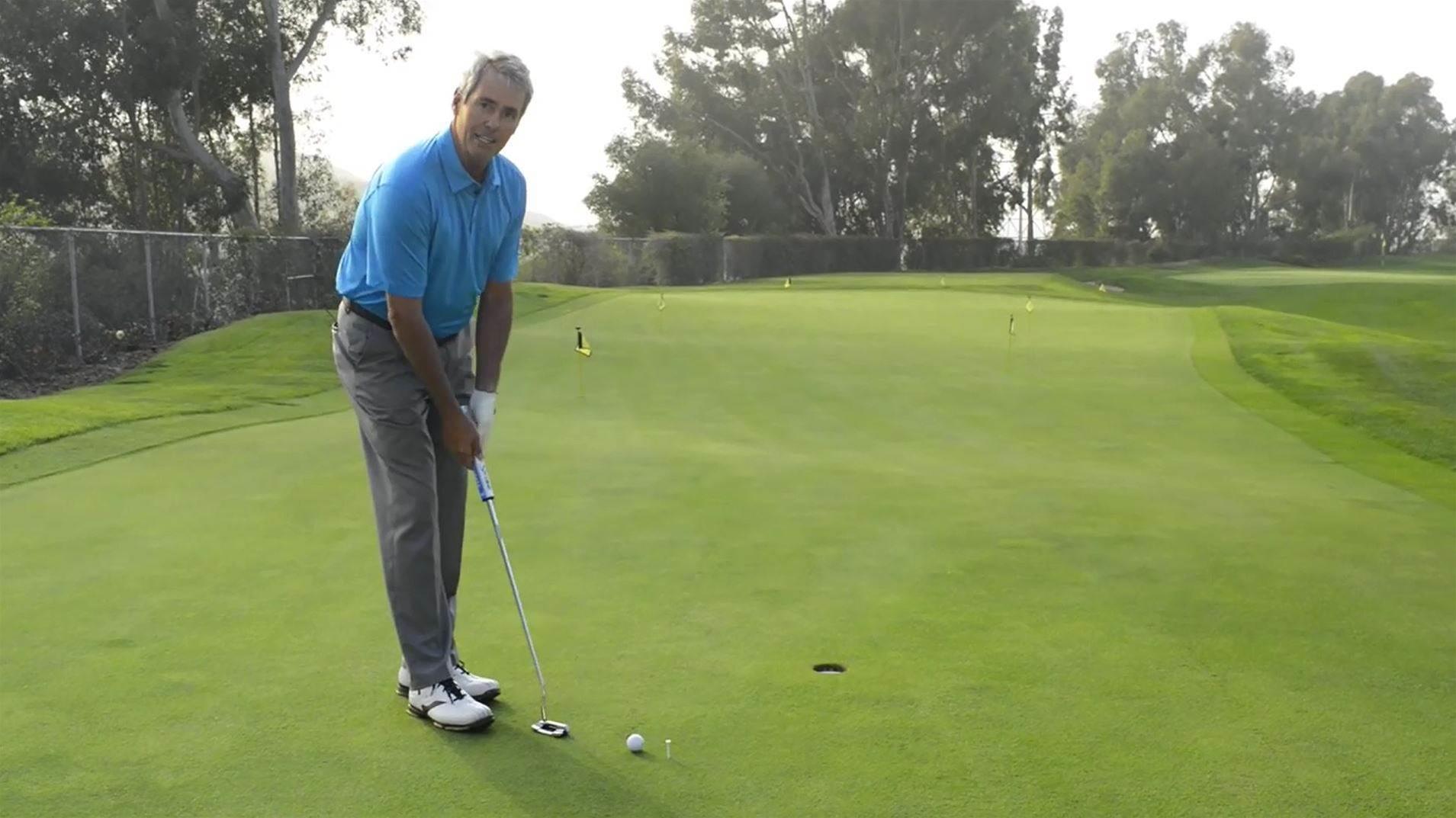 VIDEO TIP: Ian Baker-Finch's speed putting drill