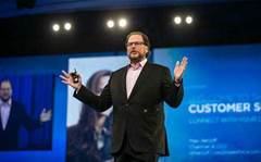 Salesforce CEO warns of 'crisis of trust' over AI