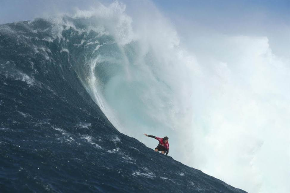 Big Wave World Tour: Changing Times