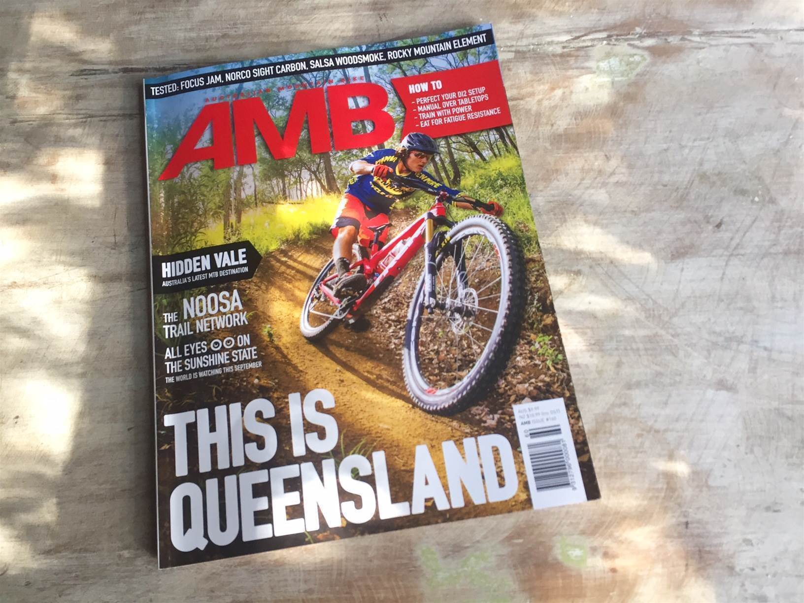 AMB Issue #160 - This is Queensland
