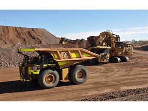 Fortescue finds big cost, productivity gains from robot trucks