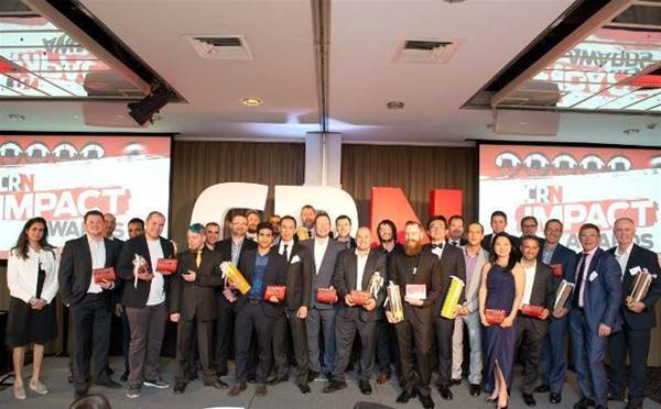 Meet the winners of the 2017 CRN Impact Awards!