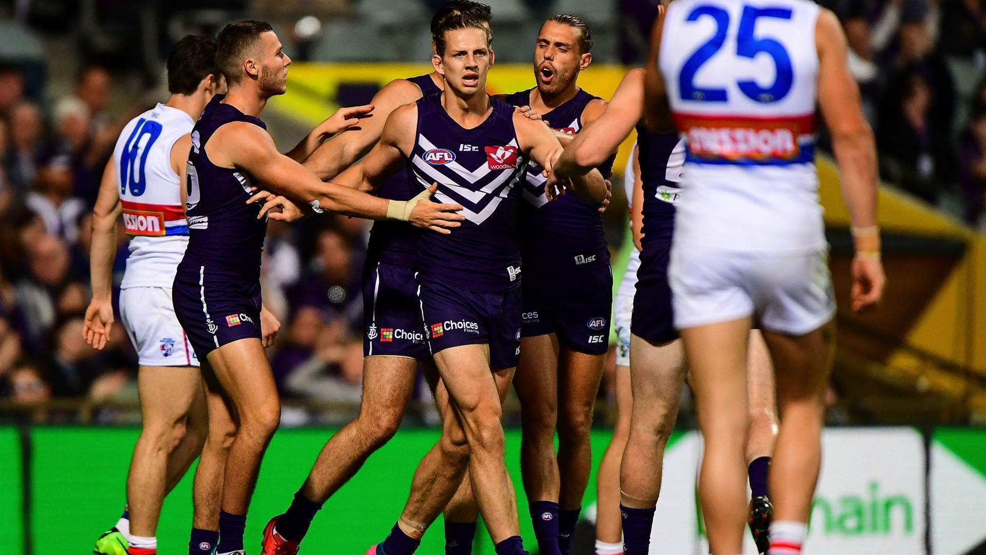 Fyfe: contract talks on my terms
