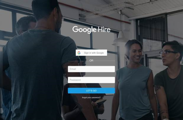 Google Hire wants to take Linkedin's job