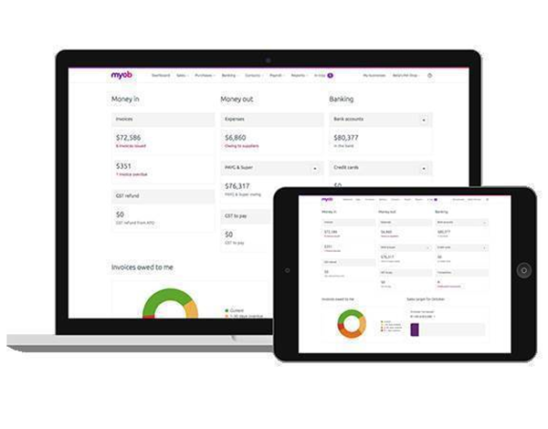 MYOB Essentials review: simple but sophisticated