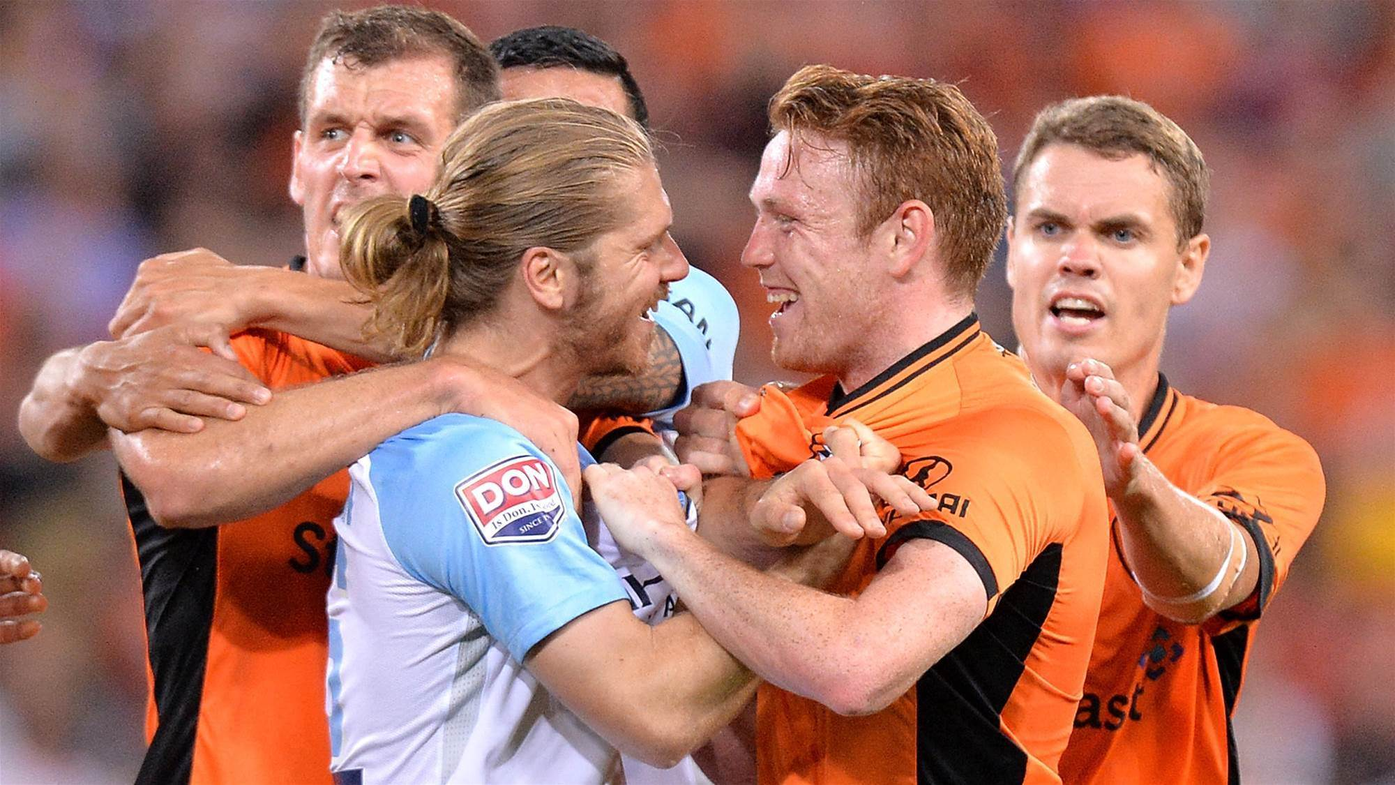City have 'better squad' than Roar's heyday - Brattan